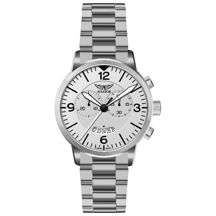 Aviator Airacobra Quartz Watch V.2.13.0.075.5