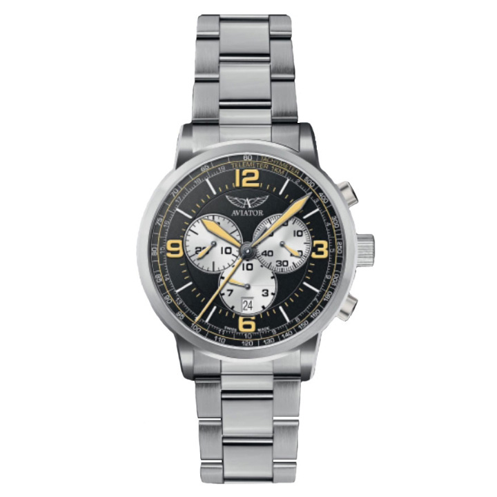 Aviator Kingcobra Chrono Quartz Watch V.2.16.0.098.5