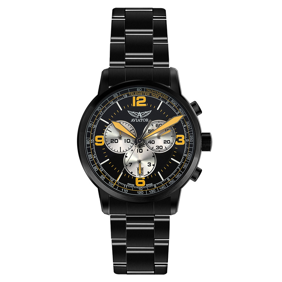 Aviator Kingcobra Chrono Quartz Watch V.2.16.5.098.5