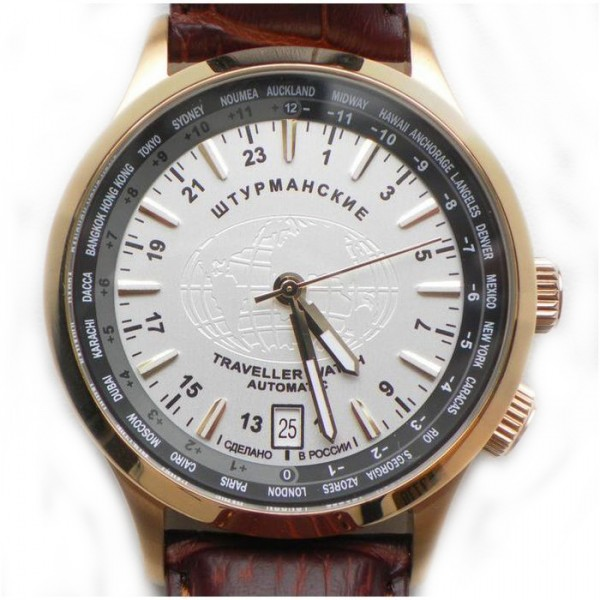Sturmanskie Traveller Automatic Watch 2431/2256287