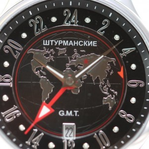 Sturmanskie Sputnik Quartz Watch 51524/3301803