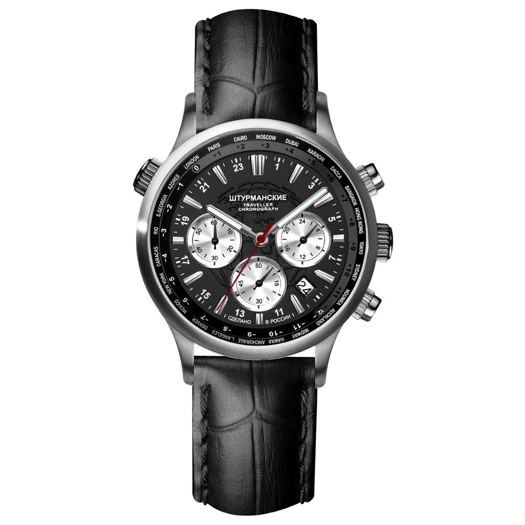 Sturmanskie Traveller Quartz Watch VD53/3385877