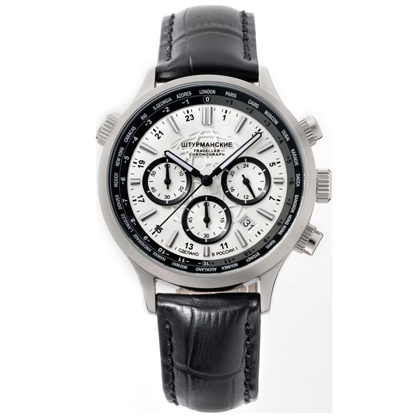 Sturmanskie Traveller Quartz Watch VD53/3385878