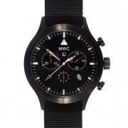 MWC MKIV PVD Steel Chrono Black case