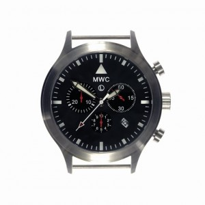 MWC MKIV Steel Chronol black