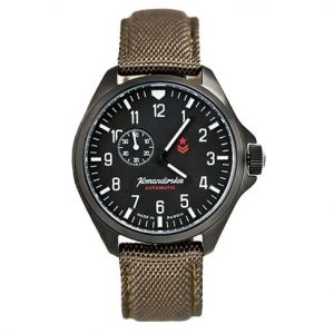 Vostok Komandirskie K-34 Automatic Watch 2415.02/346609