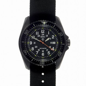 MWC XL PVD 1224 Military Diver Quartz l