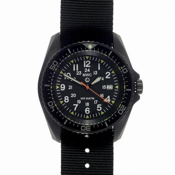 MWC XL PVD 1224 Military Diver Quartz l