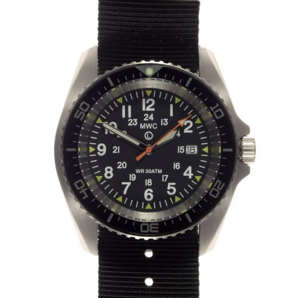 MWC XL SS 1224 Military Diver   l