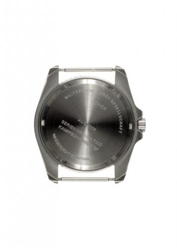 MWC XL SS Military Diver caseback G   s