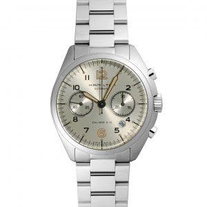 Hamilton Khaki Aviation Pilot Pioneer Auto Chrono H76416155 Watch