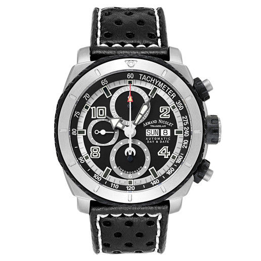 Armand Nicolet S05 T616A-GR-P160NR4 Watch