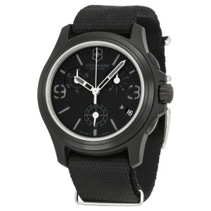 Victorinox Swiss Army Original Chronograph 241534 Watch