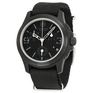 Victorinox Swiss Army Original Chronograph 241534 Watch