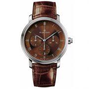 Blancpain Villeret Single Pusher Chronograph 6185-1546-55B Watch