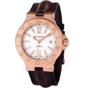 Bulgari Diagono DGP40C6GLD Watch