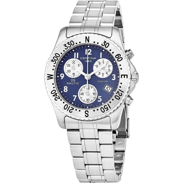 Certina DS Nautic C542-7118-42-52 Watch