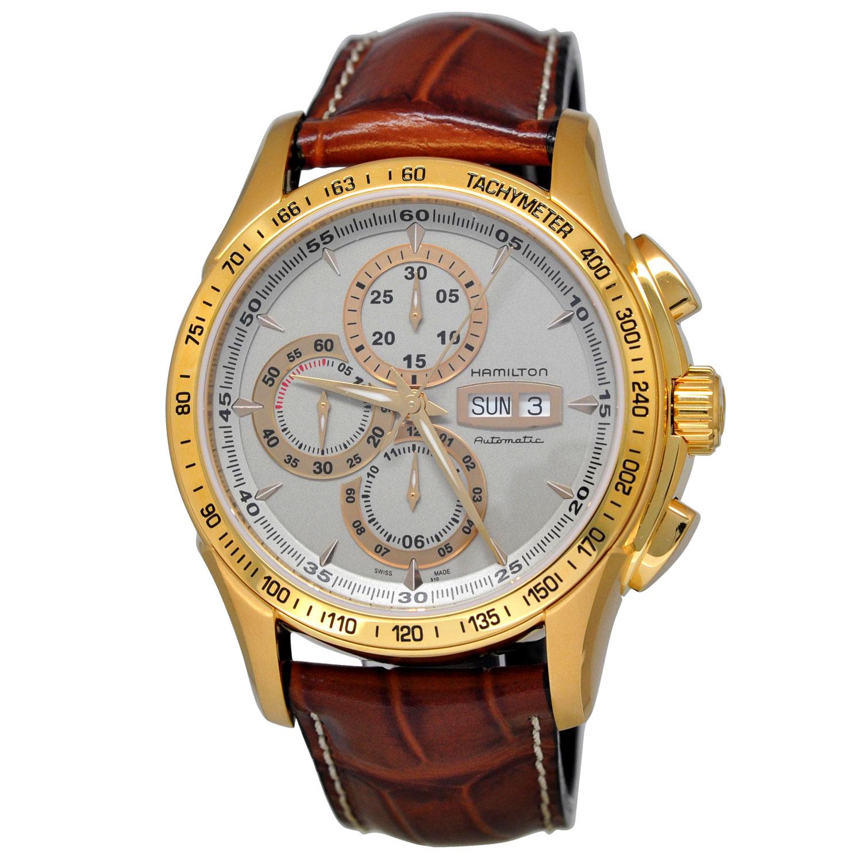 Hamilton Jazzmaster Lord Hamilton Auto Chrono H32836551 Watch
