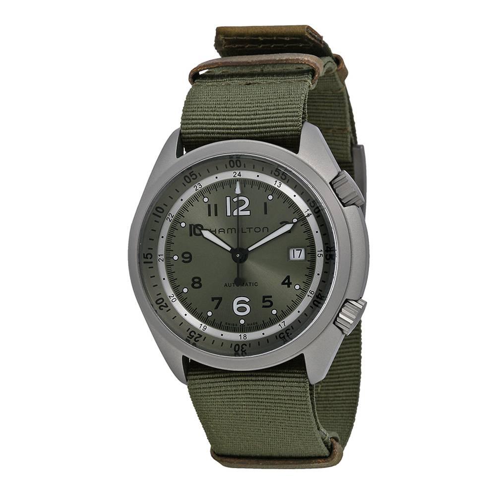 Hamilton Khaki Aviation Pilot Pioneer Auto H80405865 Watch
