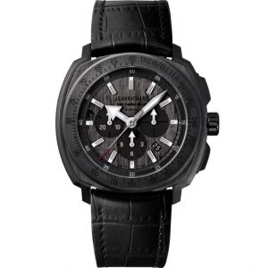 JeanRichard Terrascope Chrono Carbon 60550-36-601-BB60-SD Watch