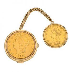 Piaget Coin G0A04053 Watch