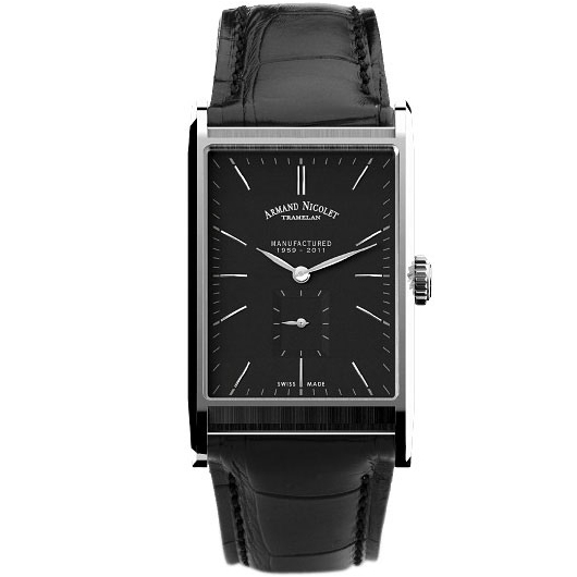 Armand Nicolet L11 9680A-NR-P680NR4 Watch