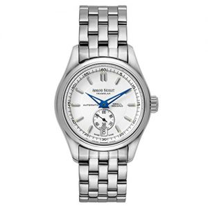 Armand Nicolet Hunter Small Second 9045A-1-AG-M9060 Watch