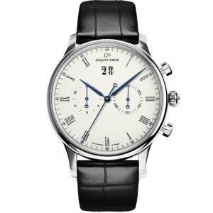 Jaquet Droz Complication La Chaux-De-Fonds Chrono Grande Date J024034201 Watch