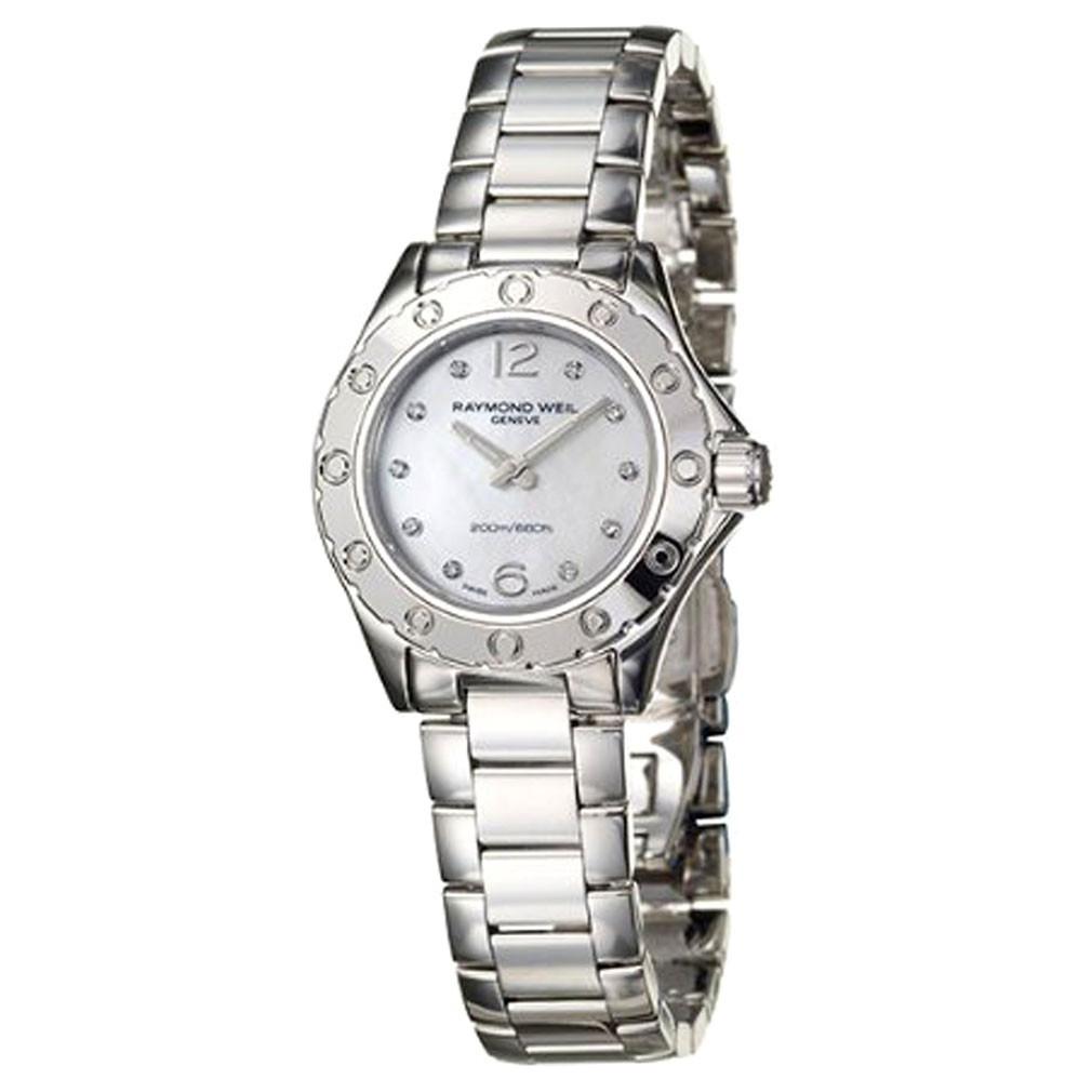 Raymond Weil RW Spirit 3170-ST-05985 Women's Watch