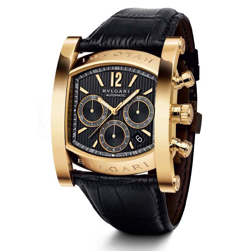 Bulgari Assioma AA48BGLDCH Watch
