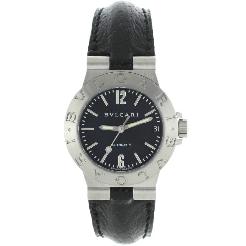 Bulgari Diagono LCV29SLD-SLN Women's Watch