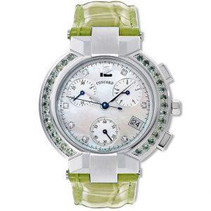 Concord La Scala Chronograph 0310409 Women's Watch