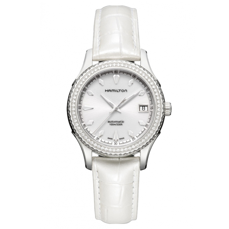 Hamilton Jazzmaster Seaview Auto H37495811 Women's Watch