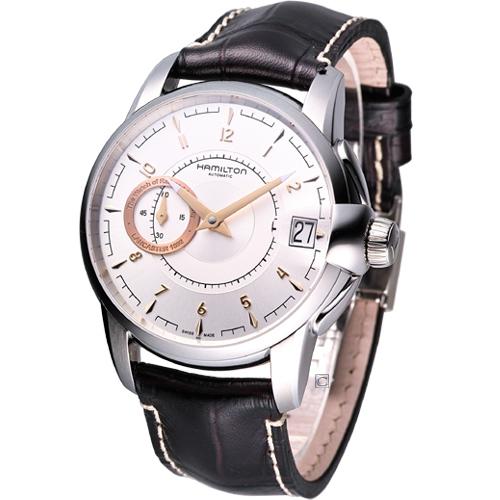 Hamilton American Classic Railroad Petite Seconde H40615555 Watch