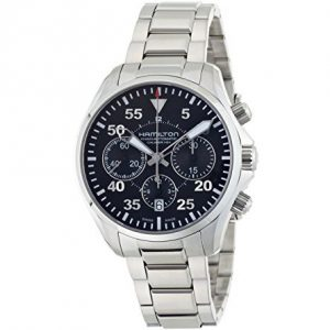 Hamilton Khaki Aviation Pilot Auto Chrono H64666135 Watch