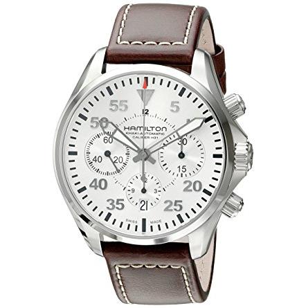 Hamilton Khaki Aviation Pilot Auto Chrono H64666555 Watch