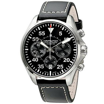 Hamilton Khaki Aviation Pilot Auto Chrono H64666735 Watch