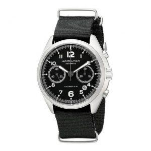 Hamilton Khaki Aviation Pilot Pioneer Auto Chrono H76456435 Watch