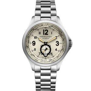Hamilton Khaki Aviation QNE H76655123 Watch