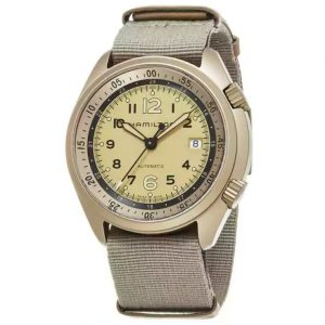 Hamilton Khaki Aviation Pilot Pioneer Auto H80435895 Watch