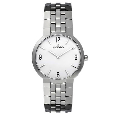 Movado Faceto 0605565 Watch