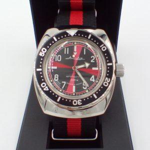 Vostok Amphibia Mod Watch (Mod 41)