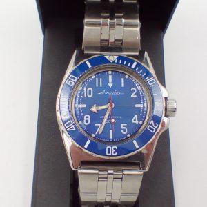 Vostok Amphibia Mod Watch (Mod 49)
