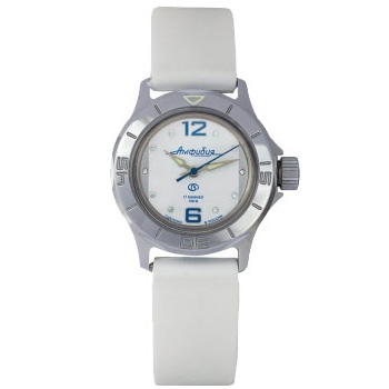 Vostok Amphibia Woman Watch 2409A/051230