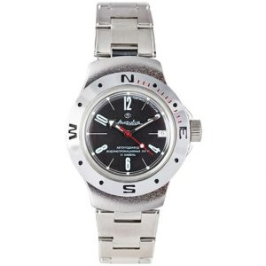 Vostok Amphibia Automatic Watch 2416B/060484