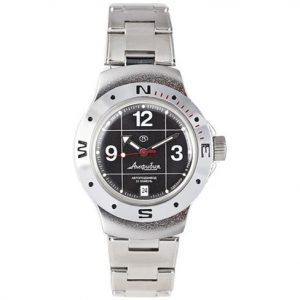 Vostok Amphibia Automatic Watch 2416B/060488