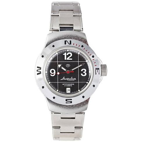 Vostok Amphibia Automatic Watch 2416B/060488