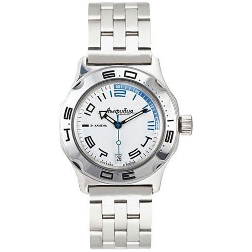 Vostok Amphibia Automatic Watch 2416B/100473