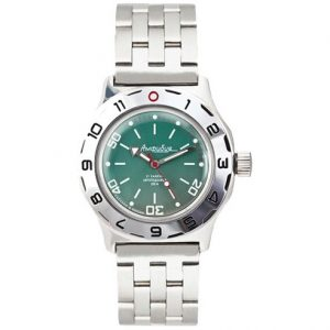 Vostok Amphibia Automatic Watch 2415/100821