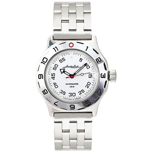 Vostok Amphibia Automatic Watch 2415/100825